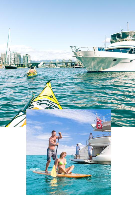 Nautical activities to enjoy while cruising